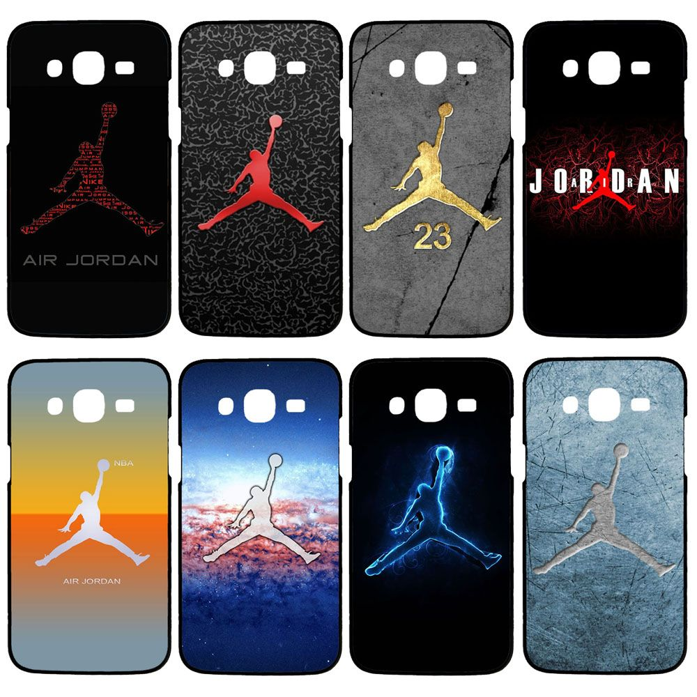 Fashion Jordan cover for Samsung Galaxy A3 A5 A7 J1 J5 J7 S3 S4 S4 Mini