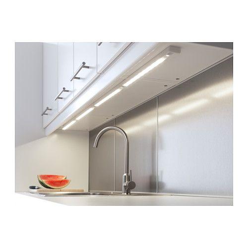 ikea kitchen under cabinet lighting