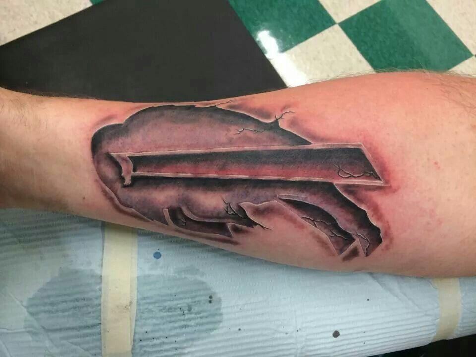 24++ Astonishing Buffalo bill tattoo print image ideas