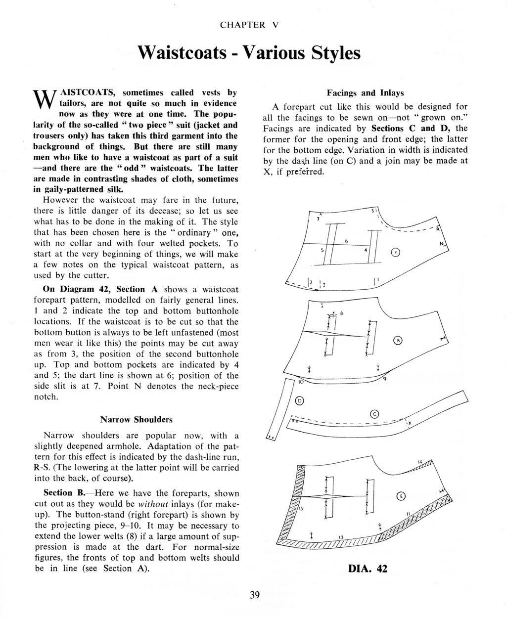 22895ac847 Posted Image | férfi szabás szakrajz | Trousers, Vest és Dressmaking