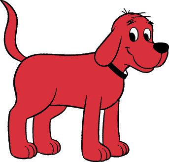 Clifford Howard Red Dog Puppy Day Dog Party