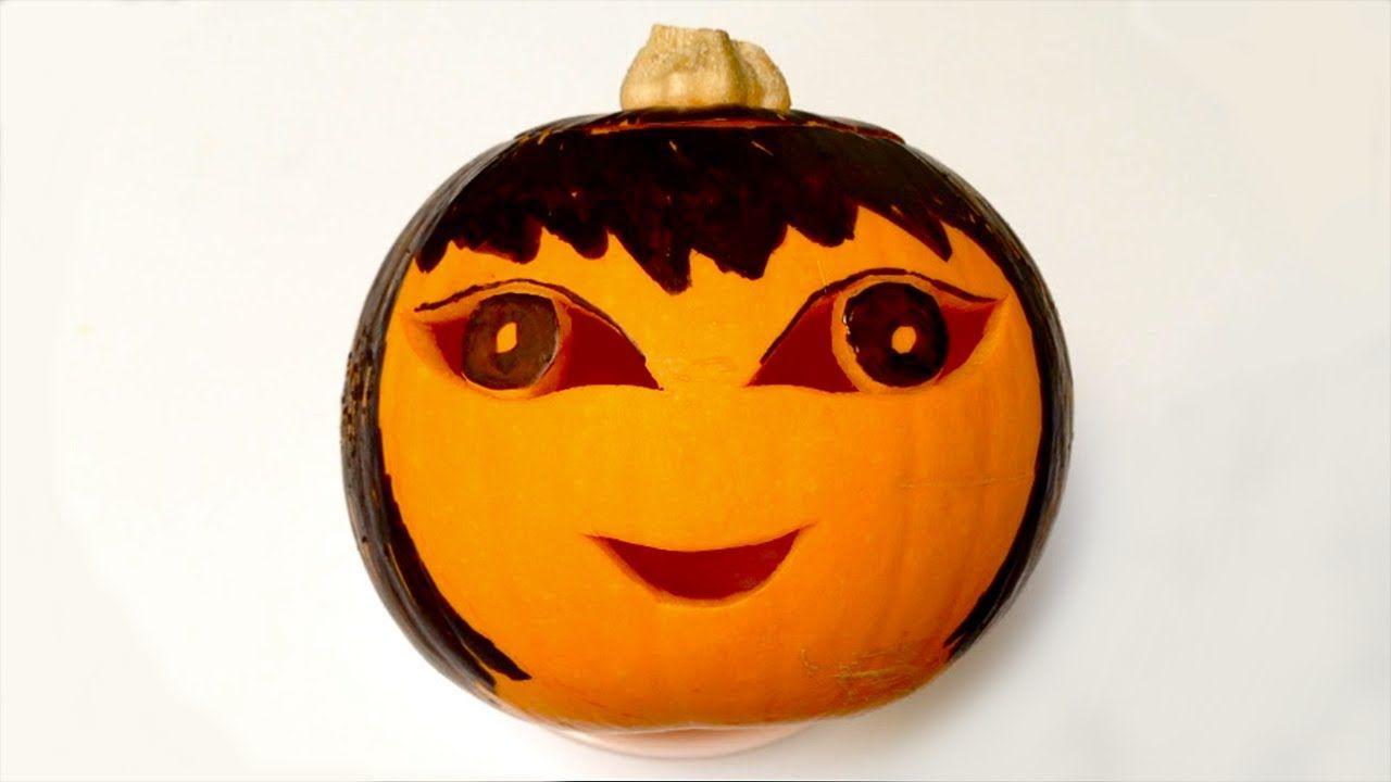 A halloween jacko doll pumpkin beginners lesson by mutita art