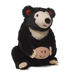 Sunbear Stuffed Animal, Fitzula S Gift Shop Sampson Sun Bear And Coco Bear Stuffed Animal Bear Soft Dolls