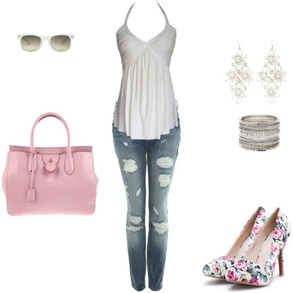 Summer, created by sarsha16 on Polyvore