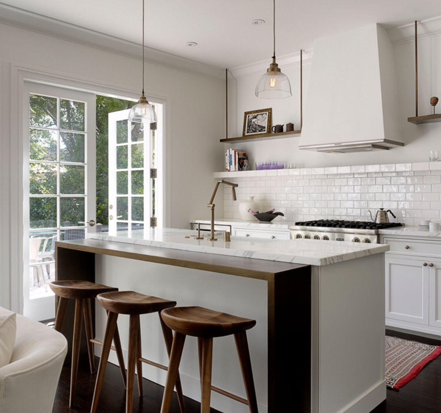 By Houzz With Images White Kitchen Island Transitional Kitchen Kitchen Remodel