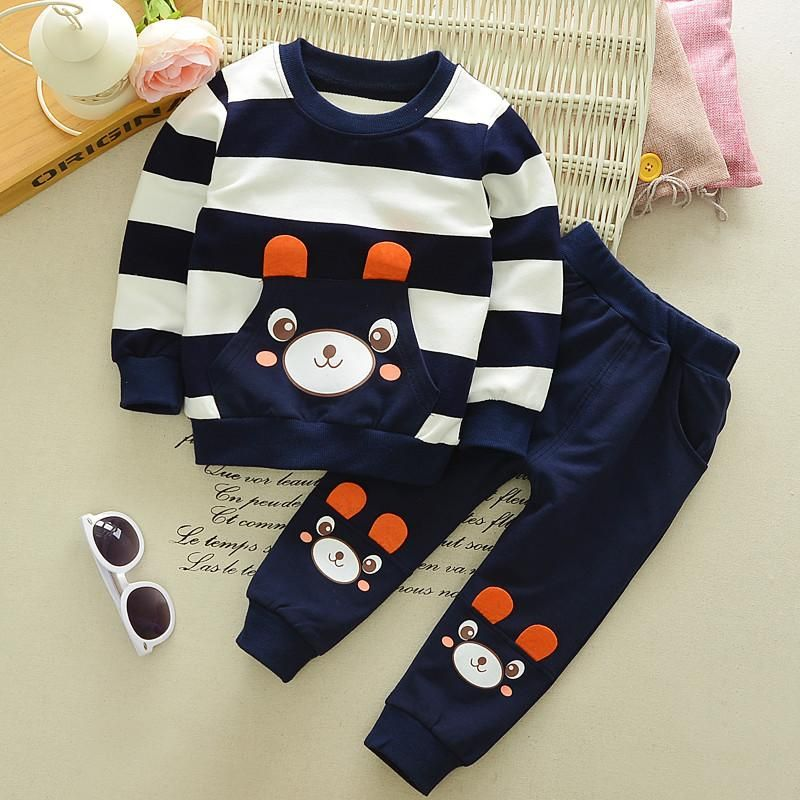 Children\u0027s 2-Piece Clothing Set ropa bebe para confeccionar