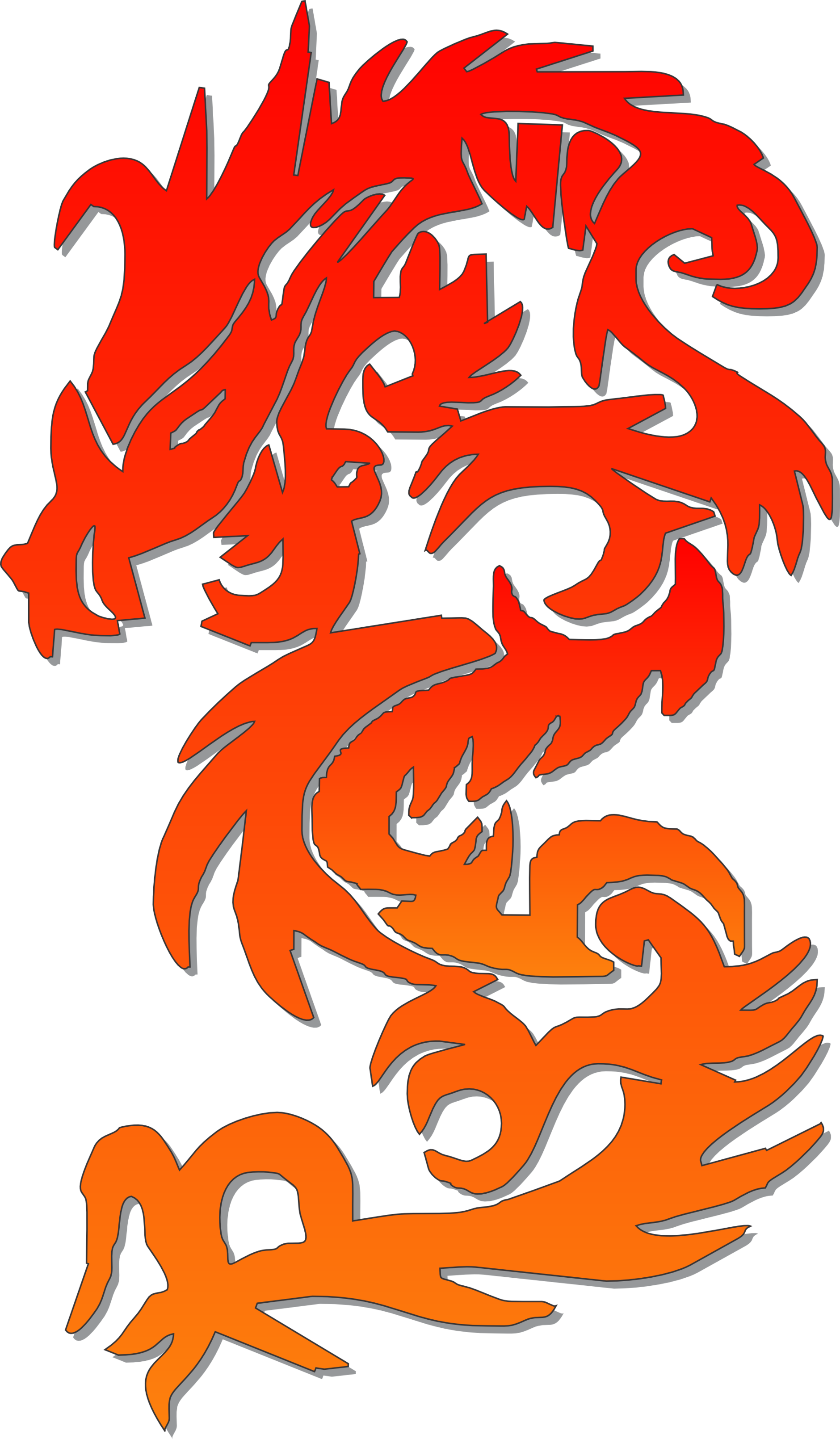 082cd3636 Chinese Dragon clipart chinese calendar #1. Chinese Dragon clipart chinese  calendar #1 Dragon Head, Red ...