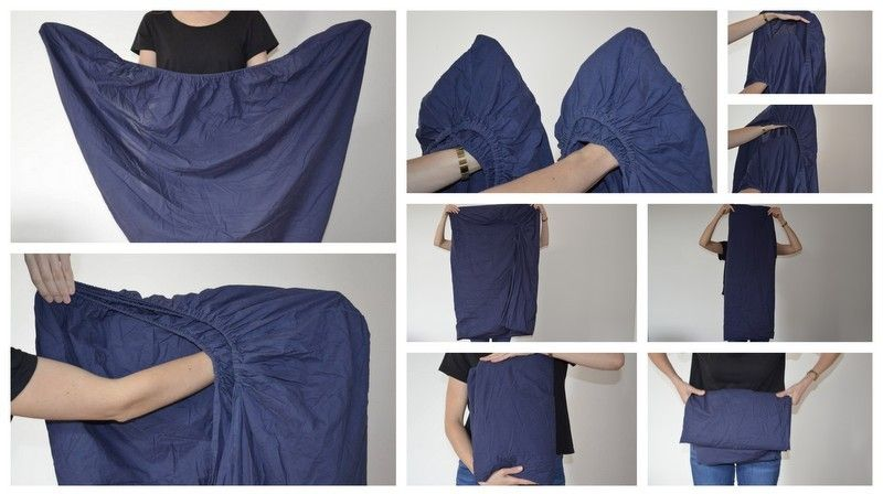 Barcoo App Bettlaken Kleidung Spannbettlaken