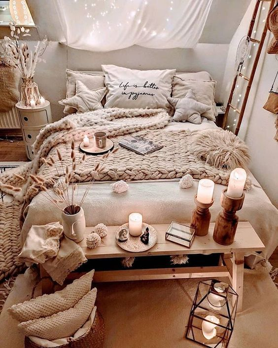 Delightful bedroom decor ideas for a good night sleep