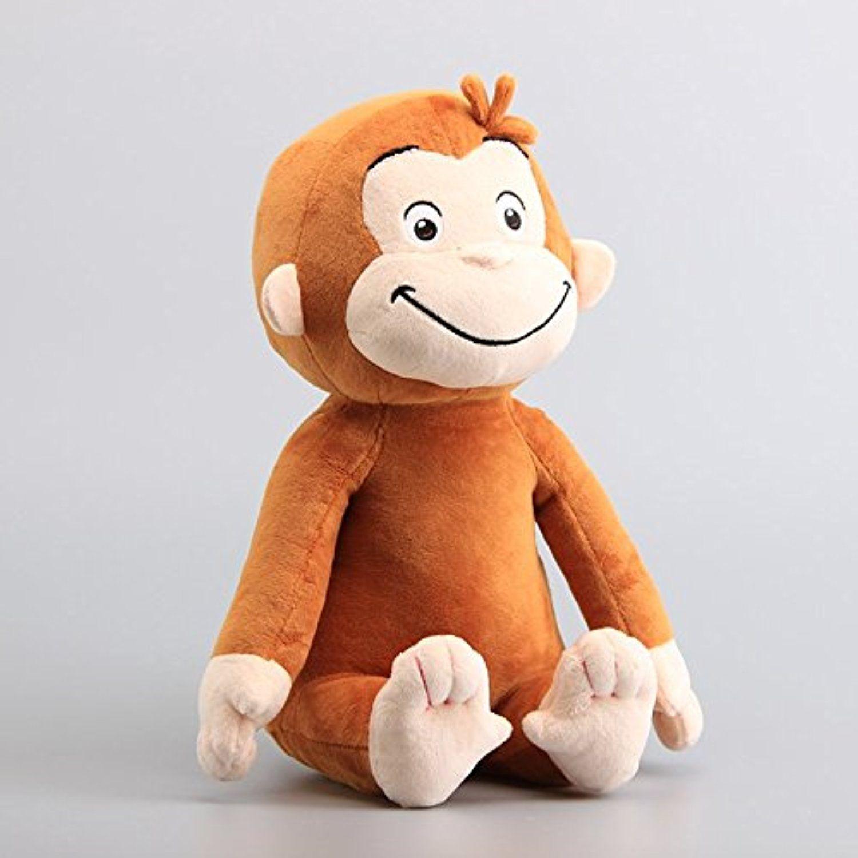 Home and Holiday Decor Handmade Monkey Stuffed Animal Silly Monkey Monkey Handmade Animal Stuffed Monkey Monkey Doll