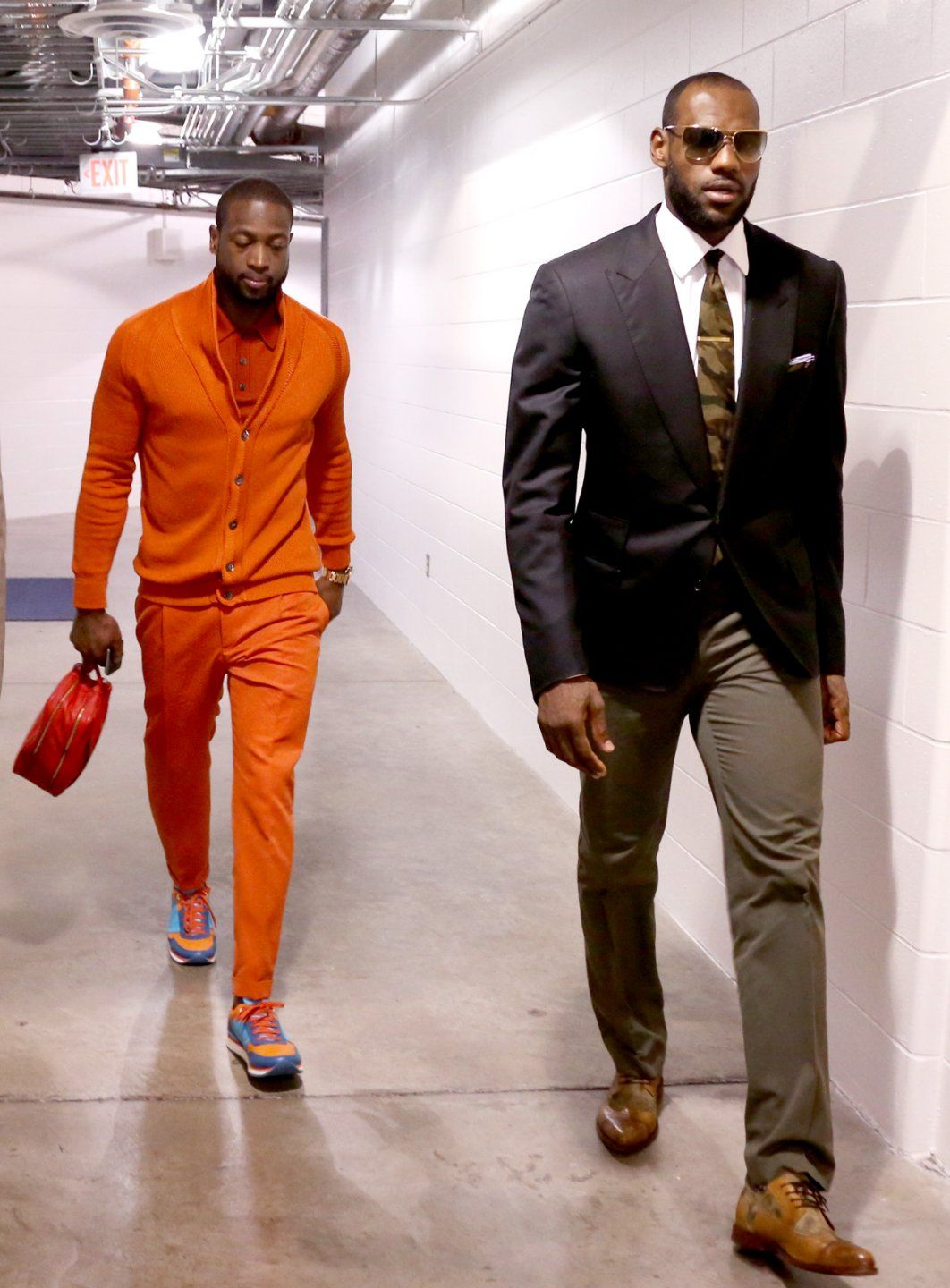 Dwyane Wade Outfit