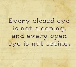 We all need open sight and mind