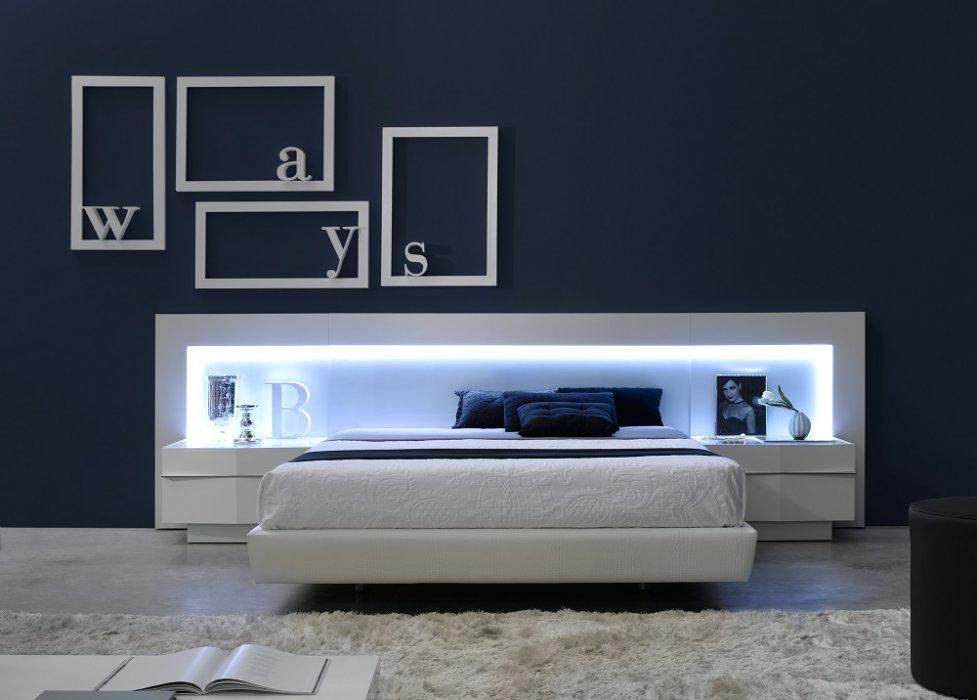 46++ Bedroom furniture sets with led lights info