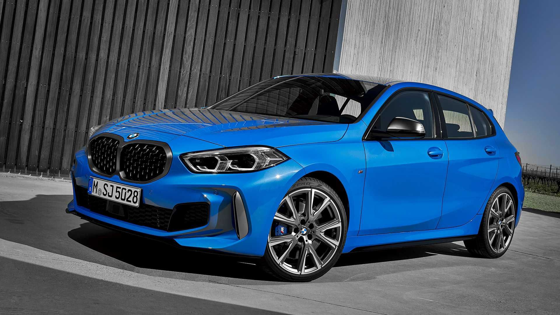 2020 Bmw 1 Series Officially Revealed With M135i Hot Hatch