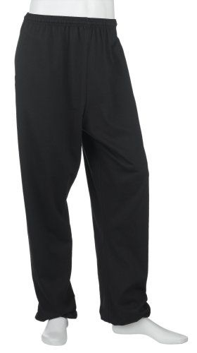 67c0400da9 The Russell Athletic® men's Cotton Performance Jersey Pant is designed in a  full athletic cut with an elastic waistband, inside drawstring, side  pockets, ...