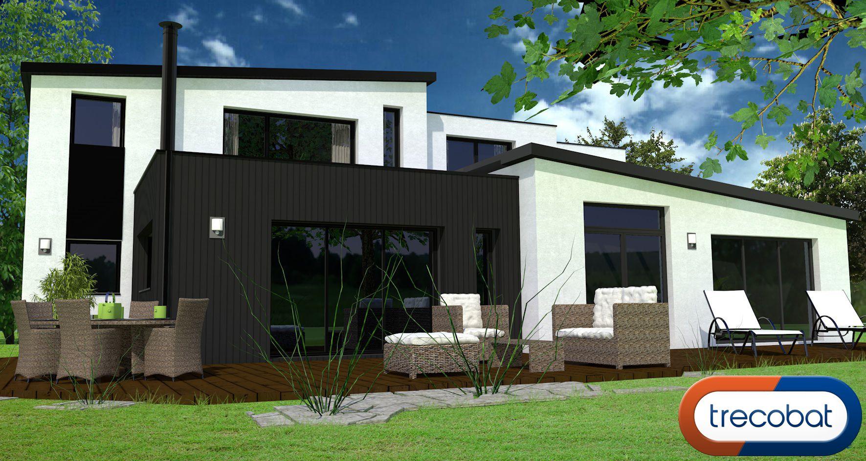Projetez vous dans votre future maison grâce aux avants projets de trecobat www