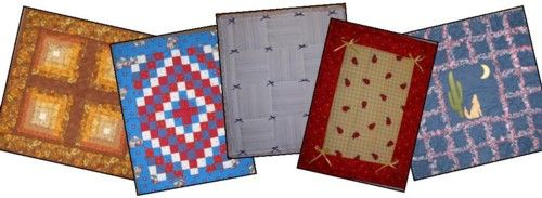 Dolly's Favorite Quilts - http://www.doll-clothing-patterns.com/wp-content/uploads/2011/06/Dollys-Favorite-Quilts.pdf