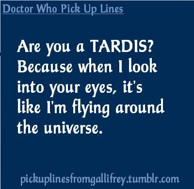 Who Says Time Lords Can't Be Smooth?