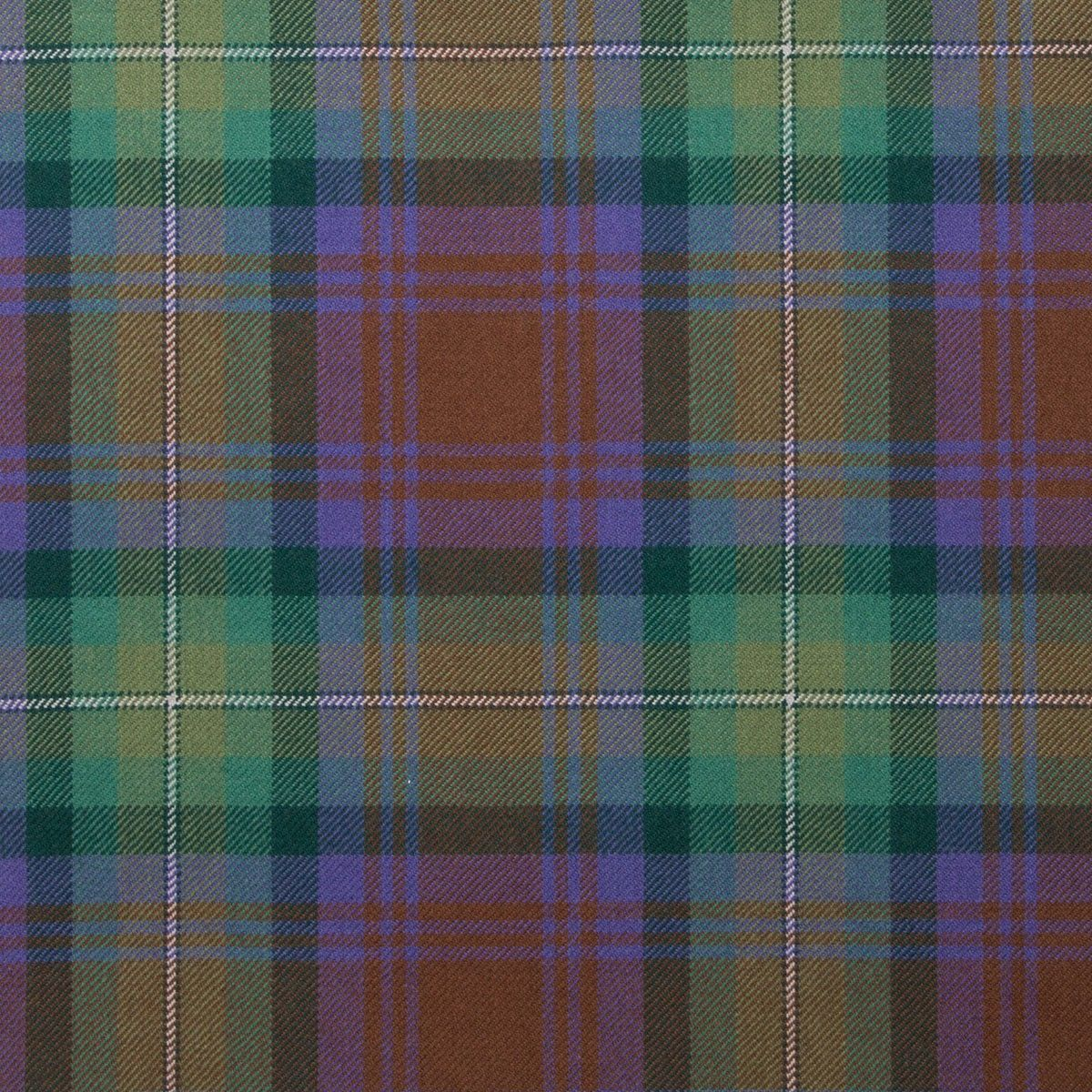 Isle Of Skye Light Weight Tartan Fabric