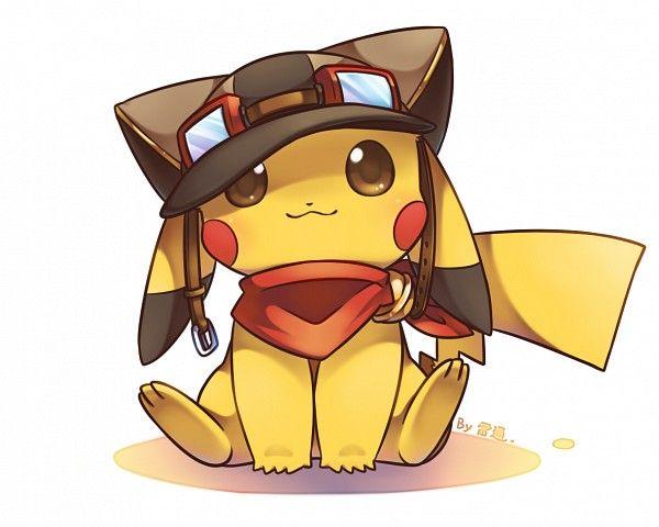 Tags: Anime, Fanart, Pokémon, Pixiv, Pikachu