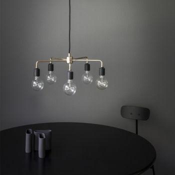 Leonard riippuvalaisin, musta | Riippuvalaisimet | Valaisimet | Finnish Design Shop