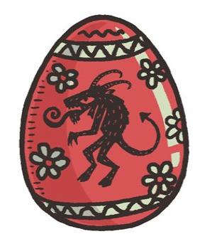 Woot - Krampus Egg