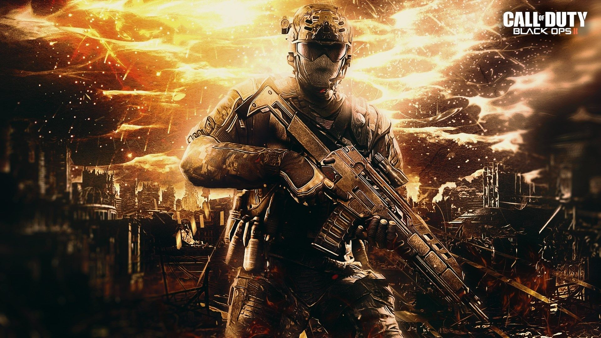 pictures of call of duty black ops ii ...