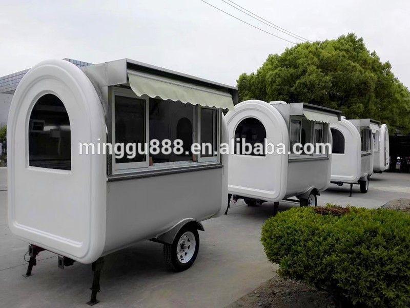 Heavy duty market stallvantruck mobile catering food