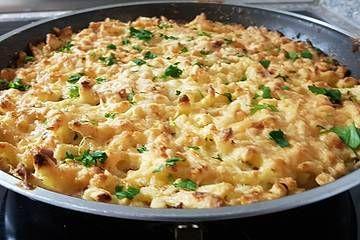 Schnelle Käsespätzle | Chefkoch