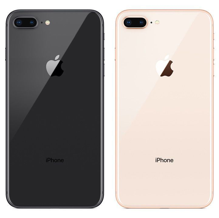 Apple Iphone 8 Plus Space Gray Gold Silver 256 64 Gb Unlocked Apple Iphone Iphone Iphone 8 Plus