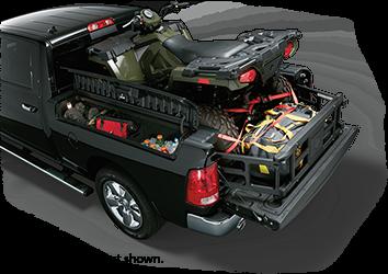 RamBox Cargo Management System Ram 1500, Truck cargo