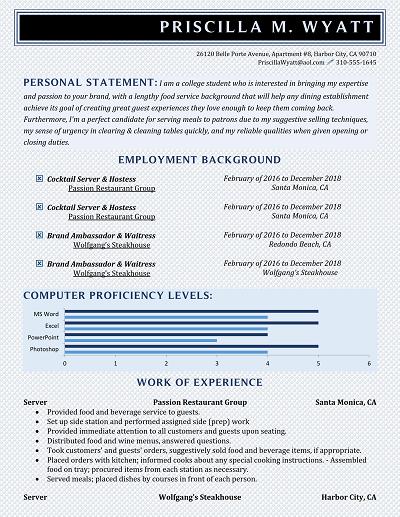 Vulpine Functional resume, Resume, Background patterns