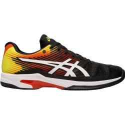Zapatillas de tenis para hombre Asics Solution Speed ​​Ff Clay, talla 45 en blanco AsicsAsics