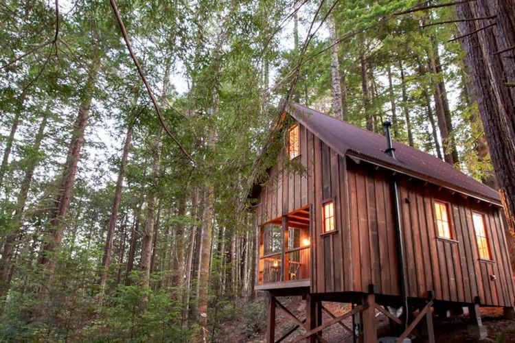 You Can Rent This California Tiny Cabin on Airbnb 11 Photos