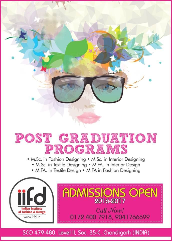 Post Graduation Programs Admission Open  Fill Online