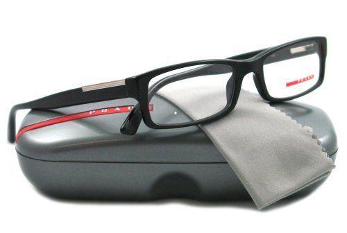 ff4c481c2723 Prada Eyeglasses VPS 10A BLACK 1AB-1O1 VPR10A Prada.  143.95. Brand  Prada.  Lens Characteristics . Made in ITALY. Model  VPS 10A. Color Code  1AB-1O1.