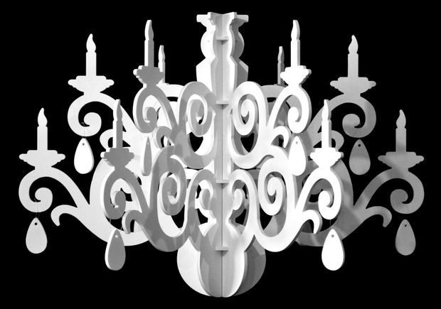 Large silhouette chandelier decoration the grandelier chandeliers large silhouette chandelier decoration the grandelier mozeypictures Image collections