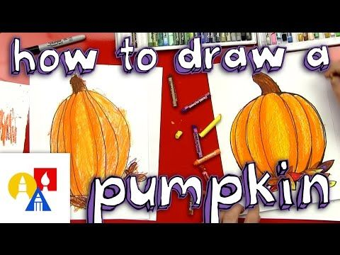 Is A Pumpkin A Fruit Or Vegetable What Kind Of Pumpkin Is Used To Make Pumpkin Pie Learn The Answer To These Art For Kids Hub Art For Kids Pumpkin Drawing