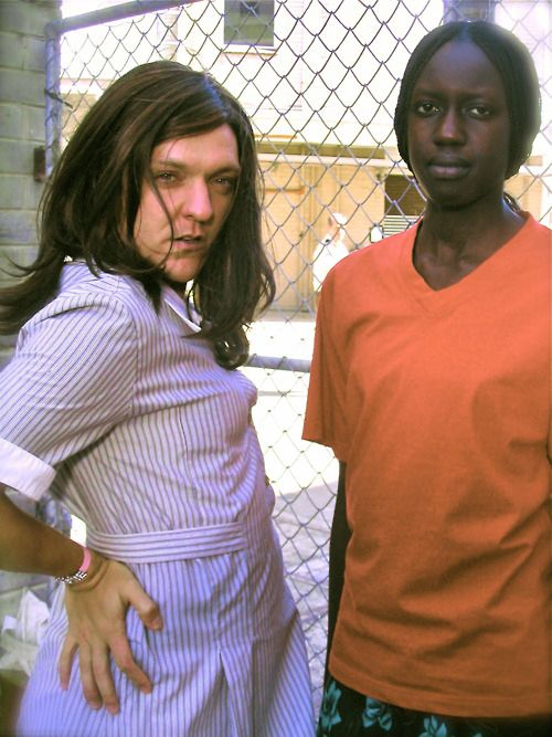 dceba5df6d32 Ja mie King from Summer Heights High and We Can Be Heroes.