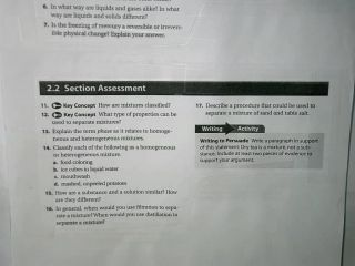 Concept Application 2.3 Answers