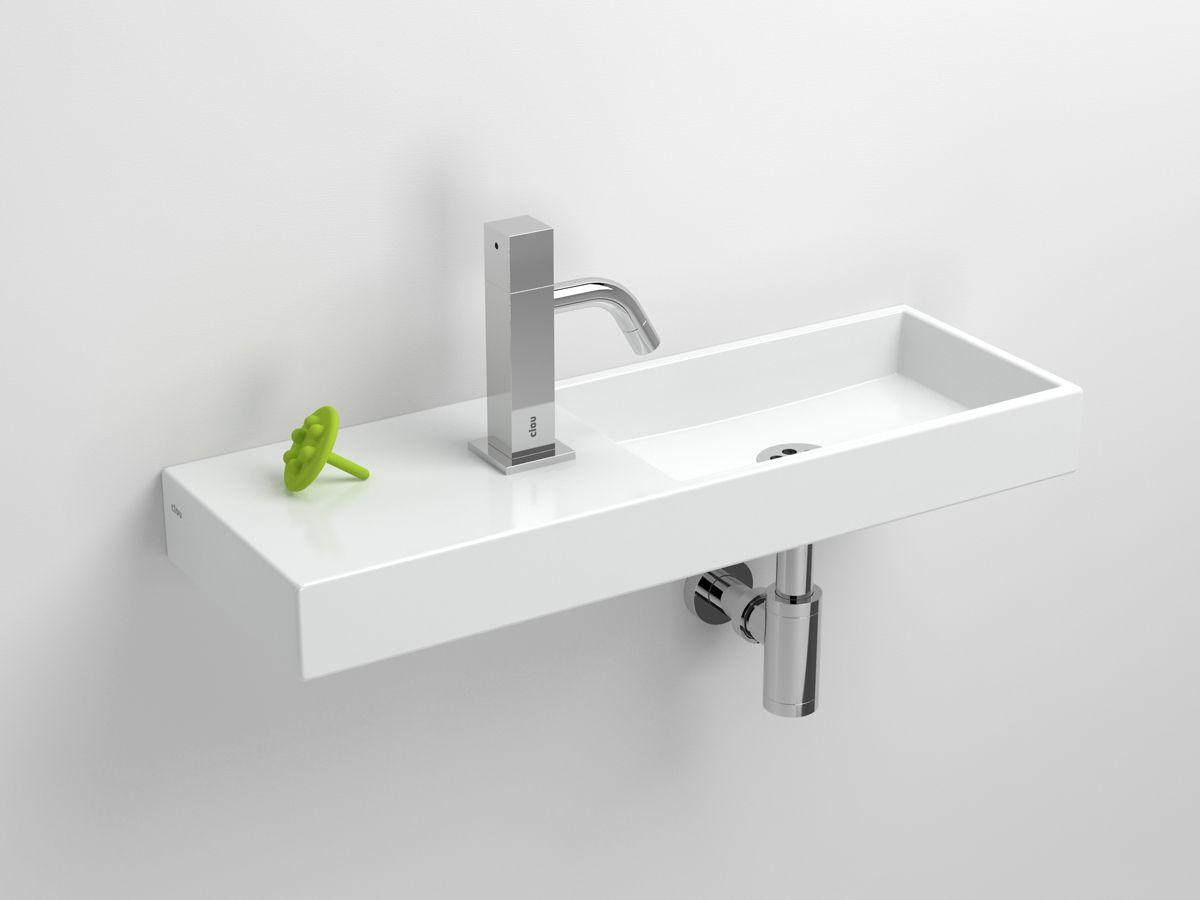 Minimalistisch en luxe kleine fontein voor badkamer en sanitaire