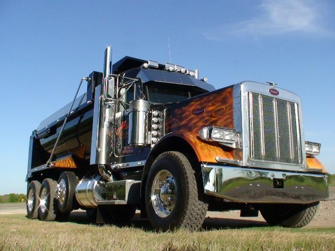 Custom Semi Truck Inventory Rigs Day Cabs Sale Financing Tandem Dump Trucks Buy Day Cab Big Trucks Dump Trucks For Sale Trucks