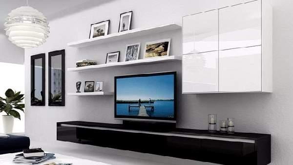 Тумба под телевизор: 40 фото тумб в современном интерьере ...