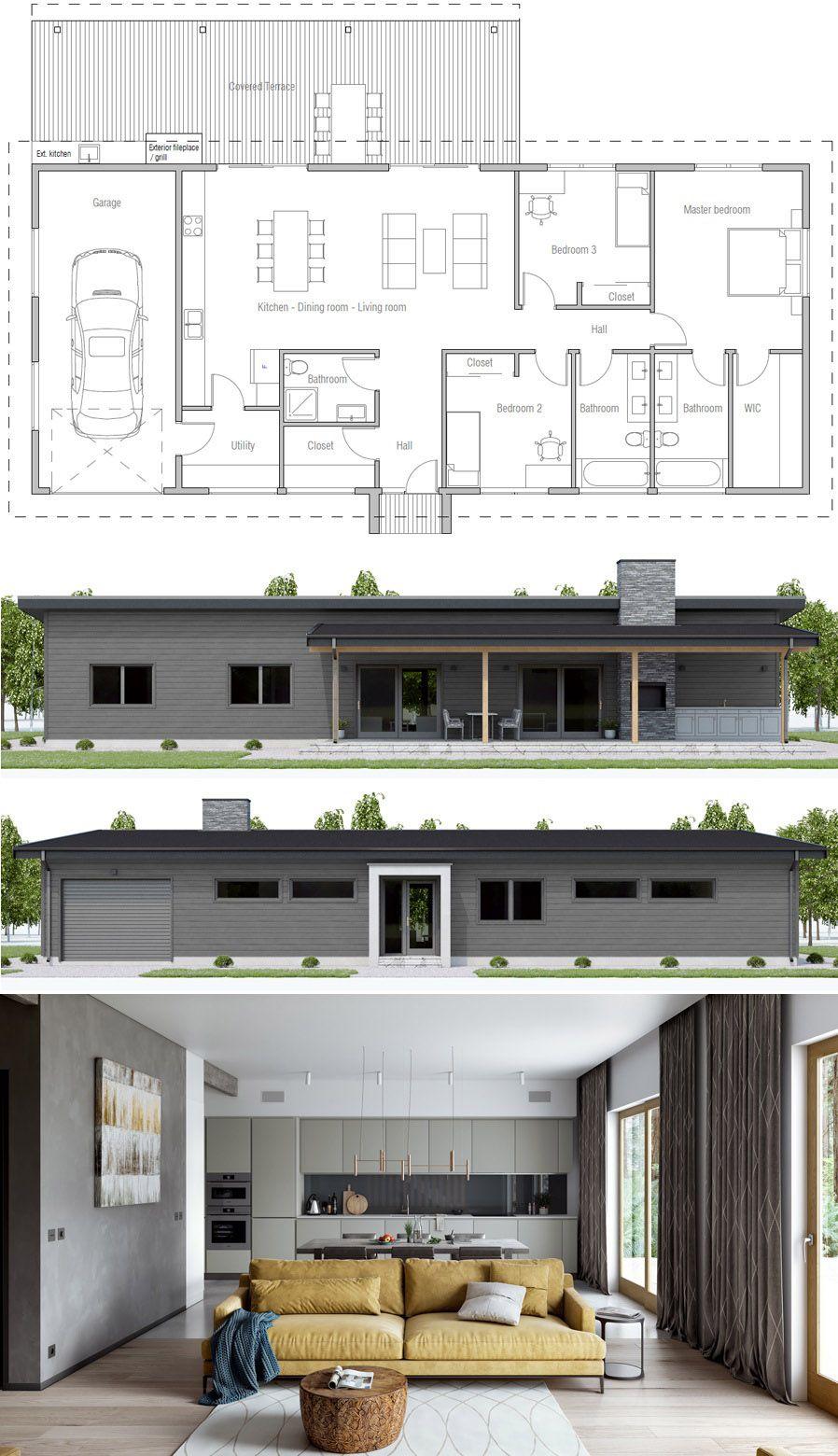 Floor plan floorplans homeplans house also architecture in rh pinterest