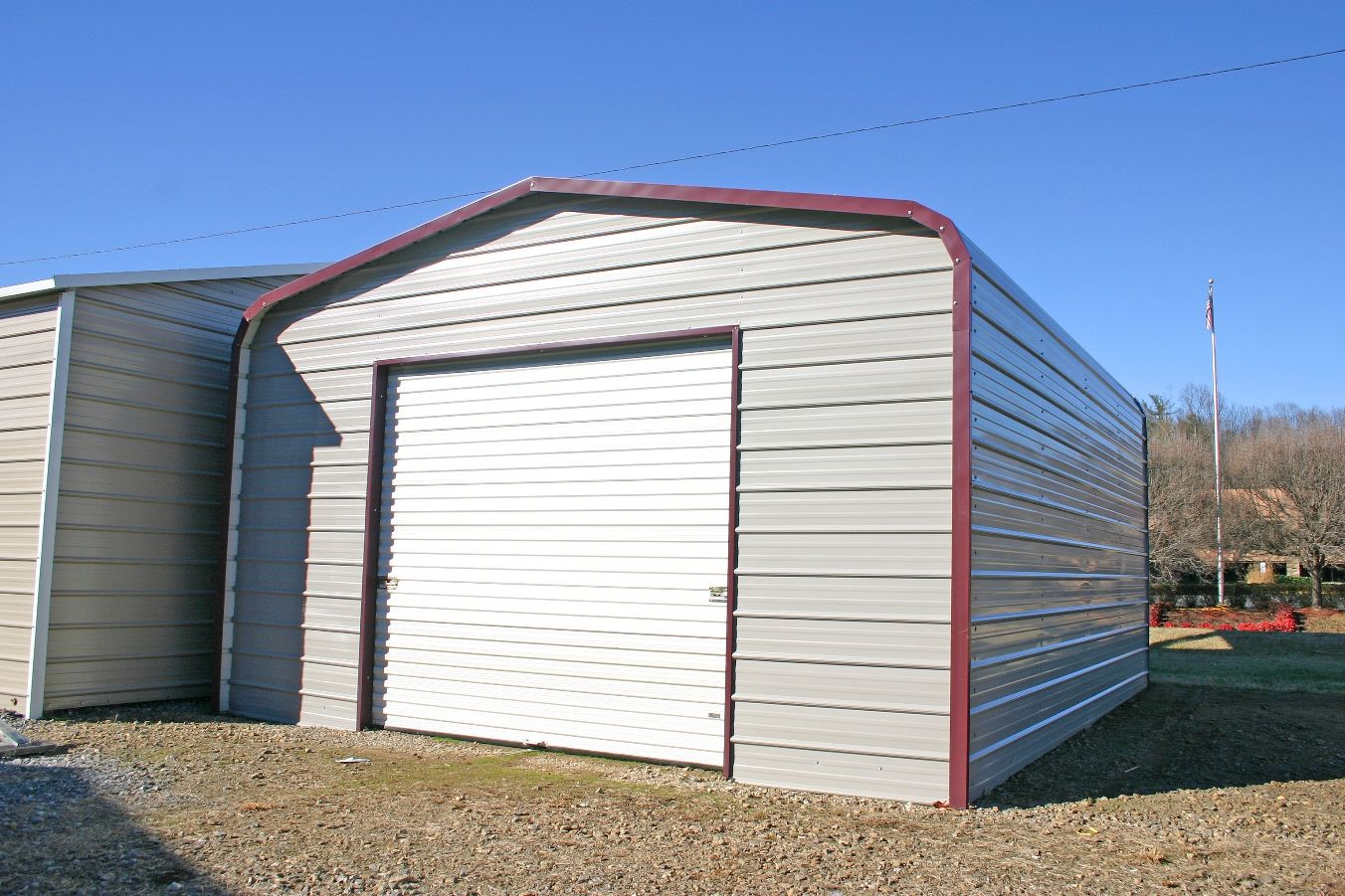 Car Port offer affordable metal carports, single, double