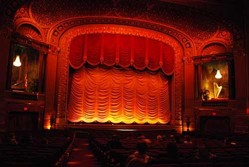 What a truly amazing theater!