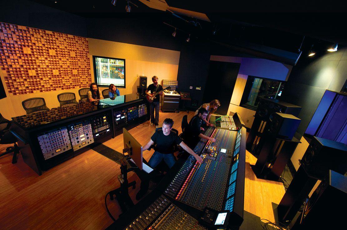 Full Sail Studios Audio Temple Campus Full sail