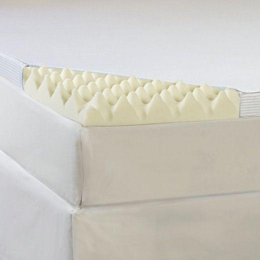 Comforpedic From Beautyrest Memory Loft 3 Foam Mattress Topper