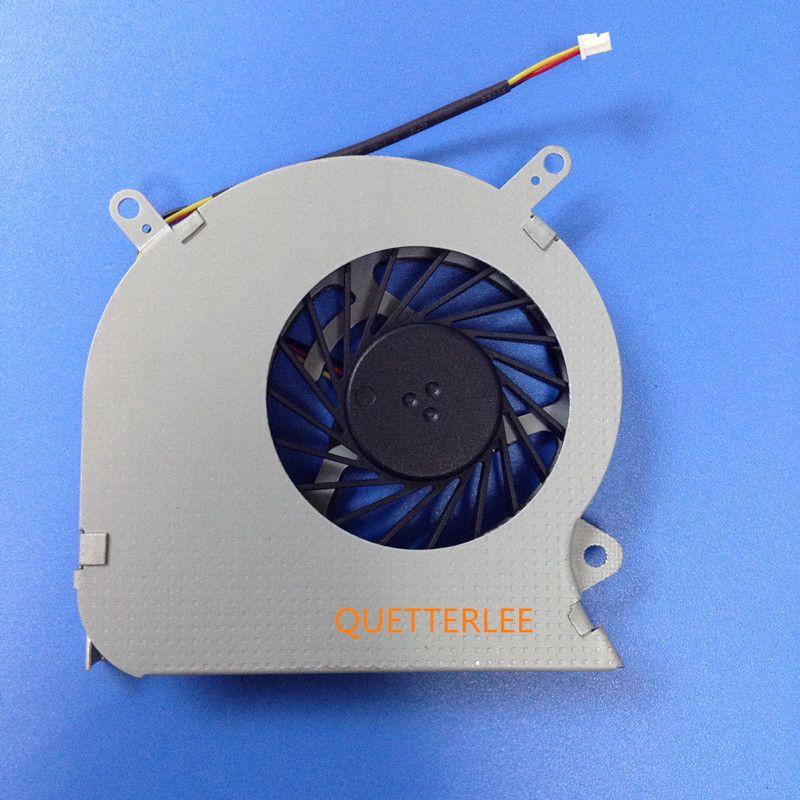 Original New Notebook Cpu Cooler Fan For Msi Ge60 Ms 16ga 16gc Ms