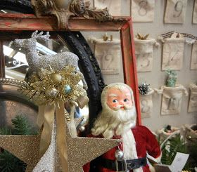 Into Vintage: Vintage Christmas with a Pinch of Kitsch and Glitter